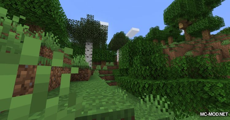 Glassential mod for Minecraft (2)