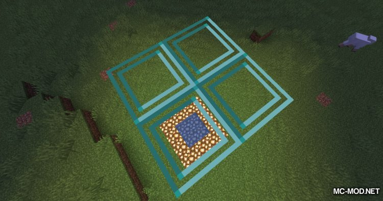 Glassential mod for Minecraft (9)