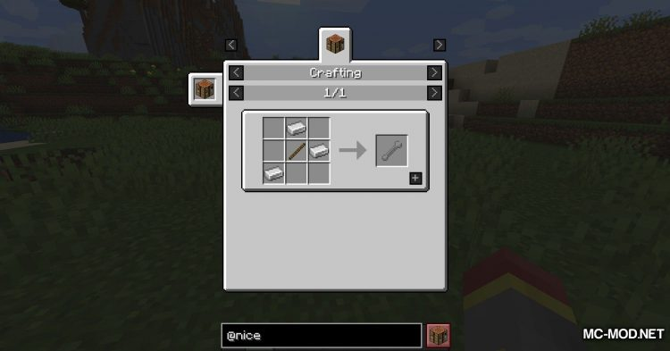 Nice To Have mod for Minecraft (11)