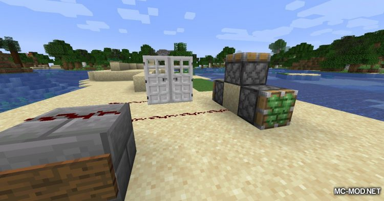 Sign Button mod for Minecraft (11)