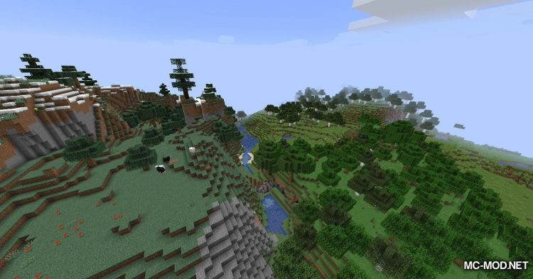 SimpleZoom mod for Minecraft (3)
