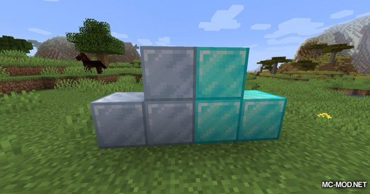 Simply Platinum mod for Minecraft (16)