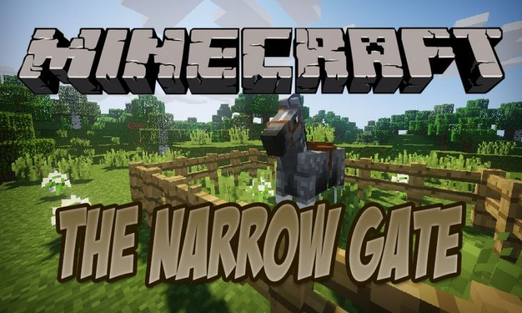 The Narrow Gate Mod 1 12 2 (Simple Horse Tweak) - Mc-Mod Net