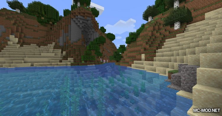 Colytra mod for Minecraft (1)