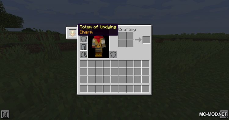 Curio of Undying mod for Minecraft (8)