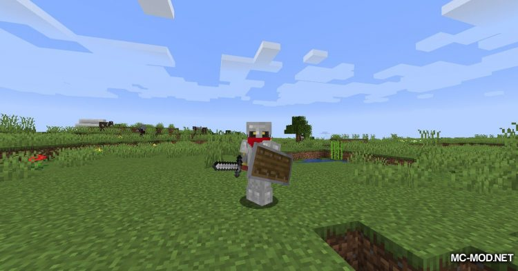 Curio of Undying mod for Minecraft (9)