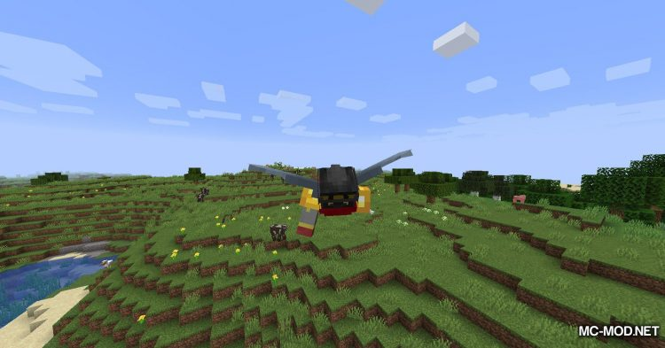 Curios API mod for Minecraft (13)