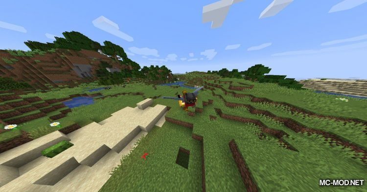 Curios API mod for Minecraft (14)