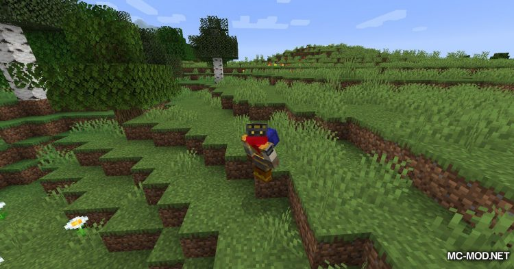 Curios API mod for Minecraft (6)