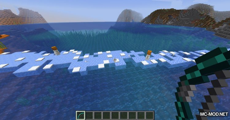 Extra Bows mod for Minecraft (9)