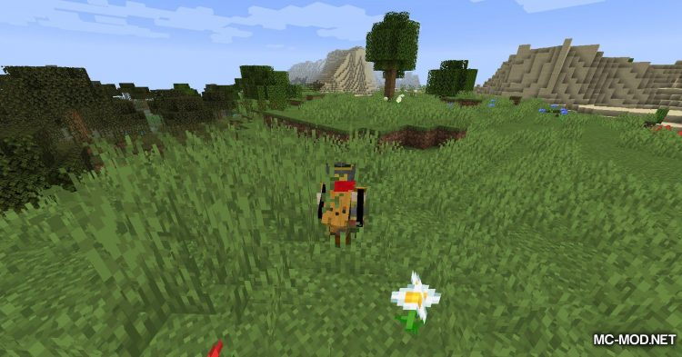 Farts mod for Minecraft (4)
