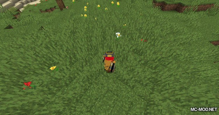Farts mod for Minecraft (5)
