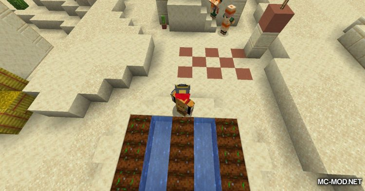 Farts mod for Minecraft (8)