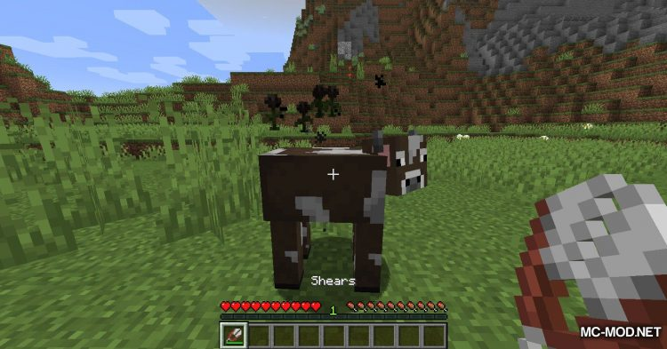 Mooblooms mod for Minecraft (15)