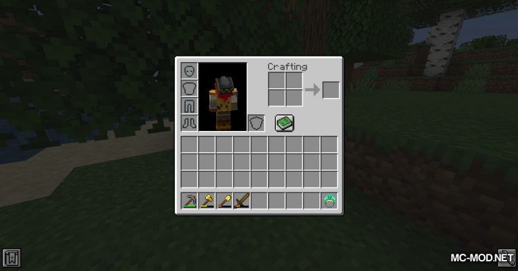 Ring of Repair mod for Minecraft (10)