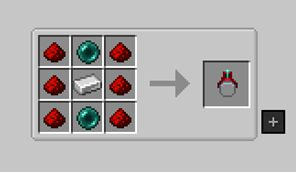 Ring of Teleport mod for Minecraft (12)