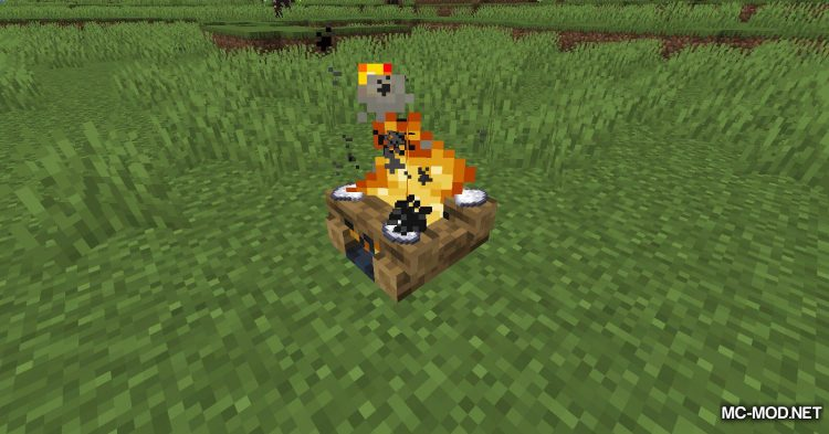 Sweet Tooth mod for Minecraft (3)