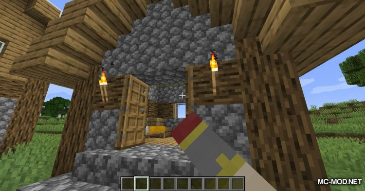Couplings mod for Minecraft (3)