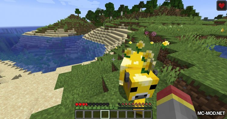 Earth Mobs mod for Minecraft (11)