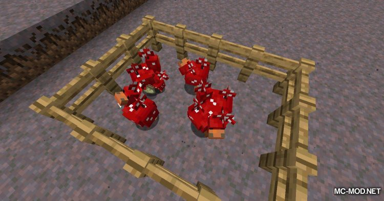 Earth Mobs mod for Minecraft (16)
