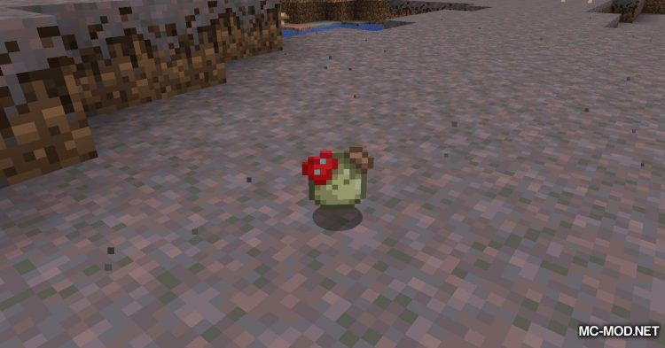 Earth Mobs mod for Minecraft (17)
