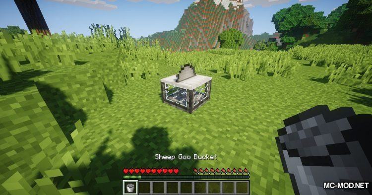 Liquid Mobs mod for Minecraft (10)