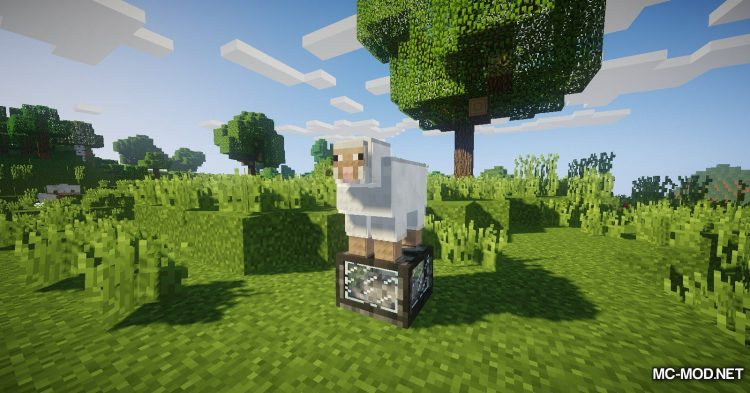 Liquid Mobs mod for Minecraft (13)