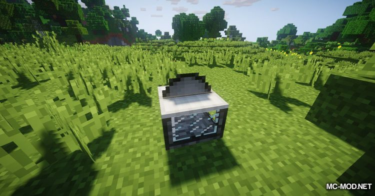 Liquid Mobs mod for Minecraft (3)