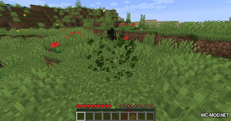 More Berries mod for Minecraft (2)