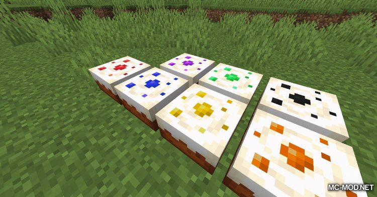 More Berries mod for Minecraft (8)