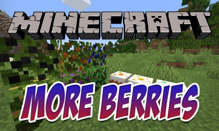 More Berries mod for Minecraft logo
