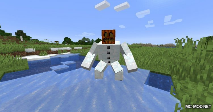 Mutant Beasts mod for Minecraft (15)