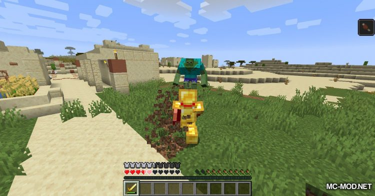 Mutant Beasts mod for Minecraft (9)