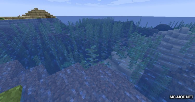 Seafaring mod for Minecraft (1)