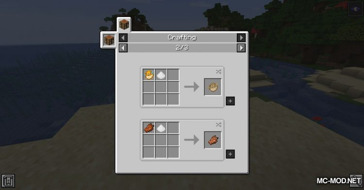 Seafaring mod for Minecraft (6)