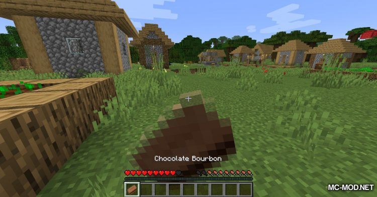 Tea and Biscuits mod for Minecraft (12)