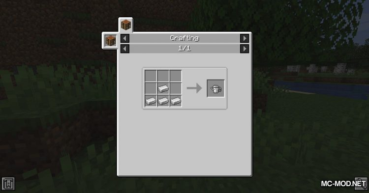 Tea and Biscuits mod for Minecraft (7)