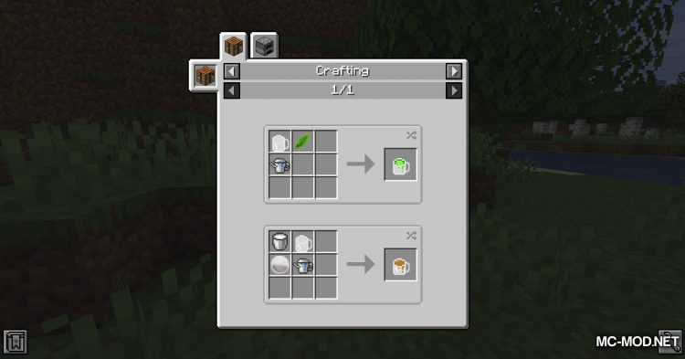 Tea and Biscuits mod for Minecraft (8)