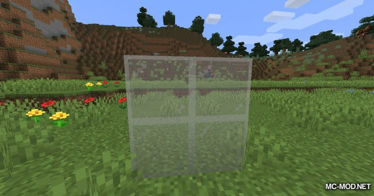 Uncle G_s Glass mod for Minecraft (2)