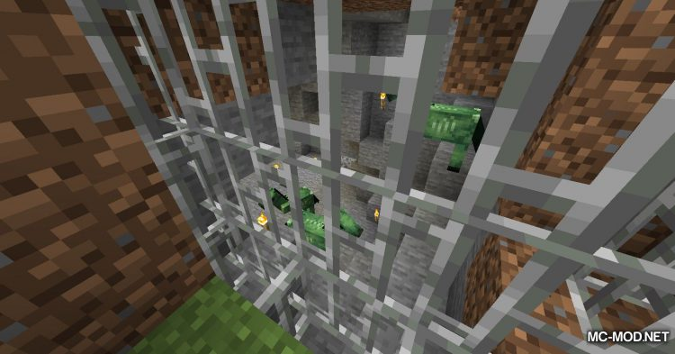Zombie Horse Spawn mod for Minecraft (11)