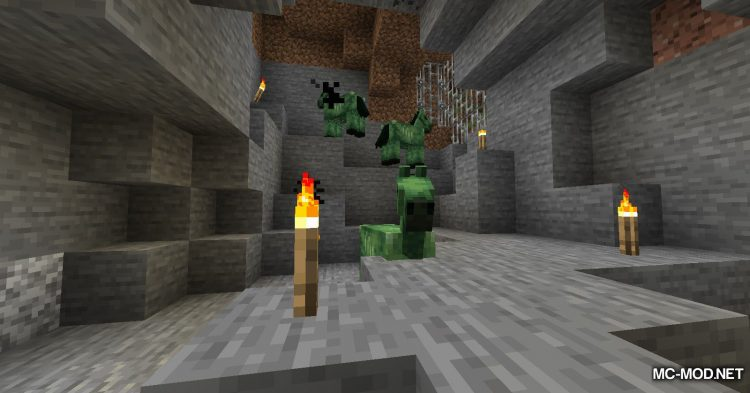 Zombie Horse Spawn mod for Minecraft (12)