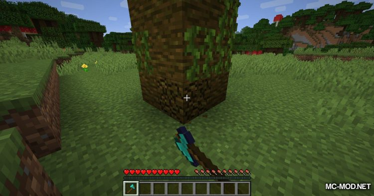 pizzaatime_s Timber Mod mod for Minecraft (11)