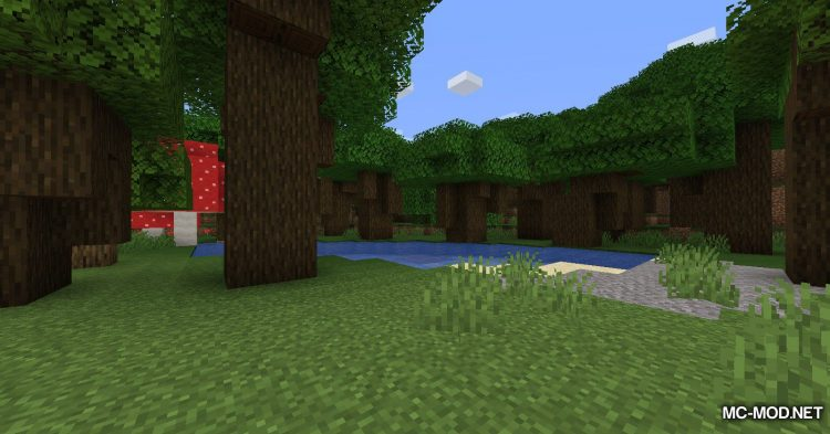 pizzaatime_s Timber Mod mod for Minecraft (2)