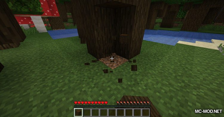pizzaatime_s Timber Mod mod for Minecraft (4)