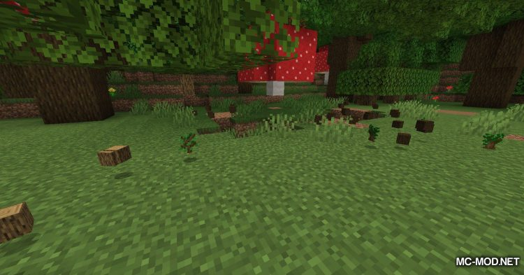 pizzaatime_s Timber Mod mod for Minecraft (8)