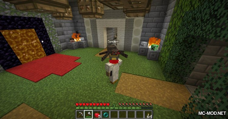 Dimensional Dungeons mod for Minecraft (18)