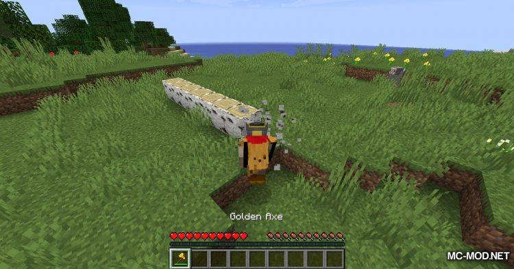 Falling Tree mod for Minecraft (10)