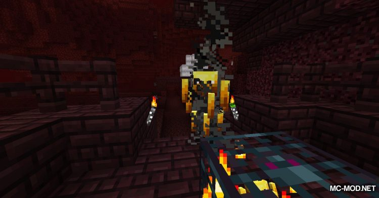 Nethercraft Classic mod for Minecraft (11)