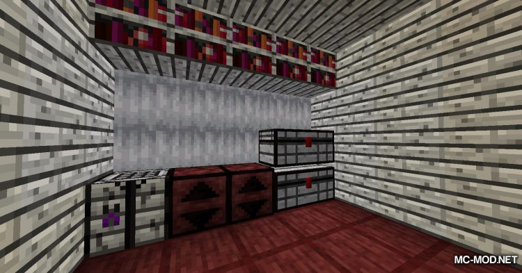 Nethercraft Classic mod for Minecraft (12)