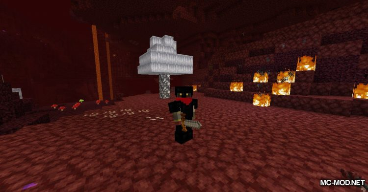 Nethercraft Classic mod for Minecraft (16)